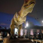 福井県恐竜博物館 お盆など休日の混雑時でも入れる時間帯は!?